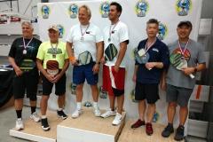 Men's Doubles 3.0, below 60Robert Knapp/Gary Poor - Bronze