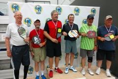 Men's Doubles 3.0, 60+Marty Hoffman/Jim Deckman - Bronze