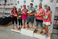 Women's Doubles 3.0Christiane Johnson/Christy Marazon - Bronze