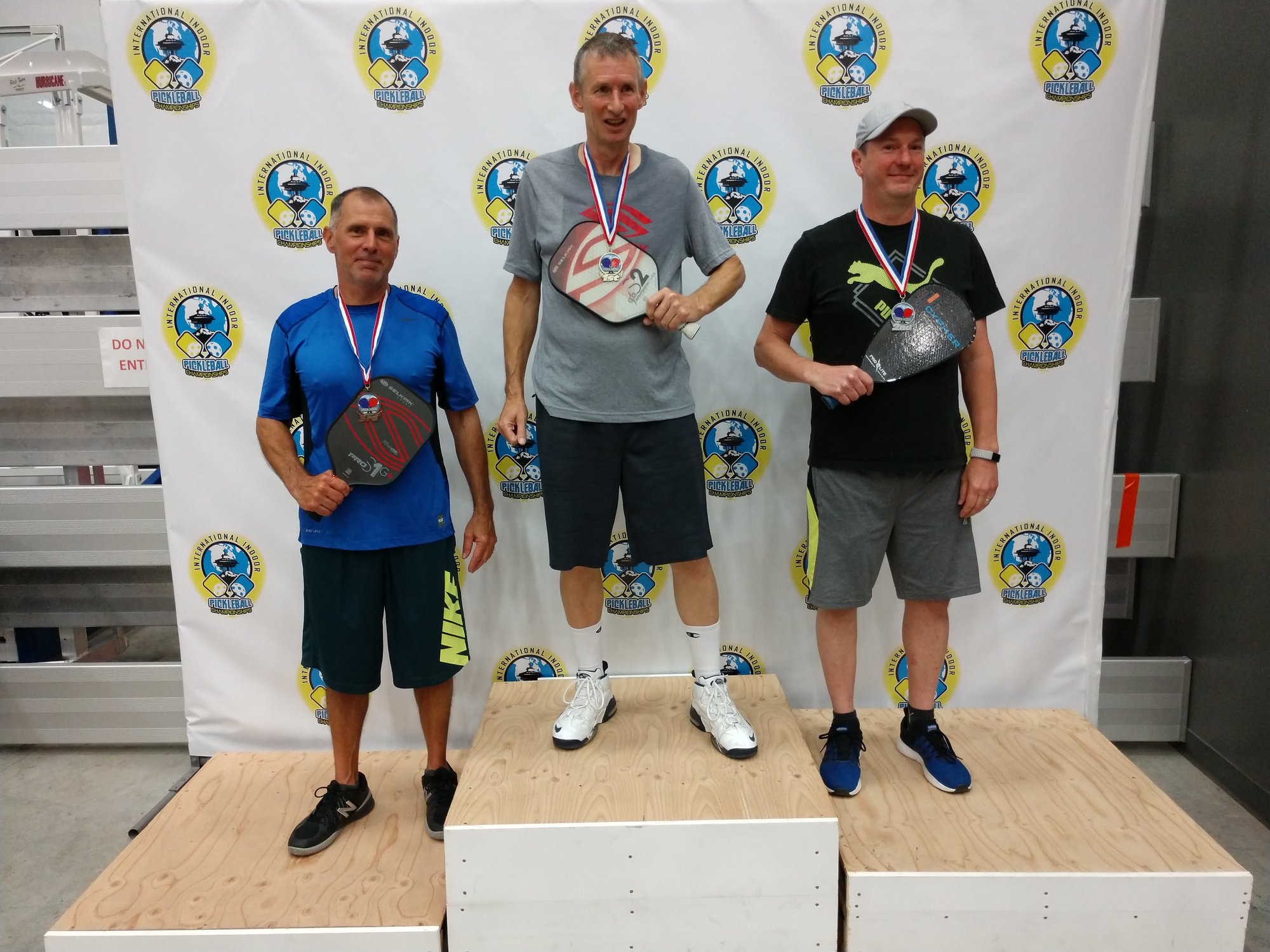 Men's Singles 4.0, 50+Arvo Johnson - Bronze