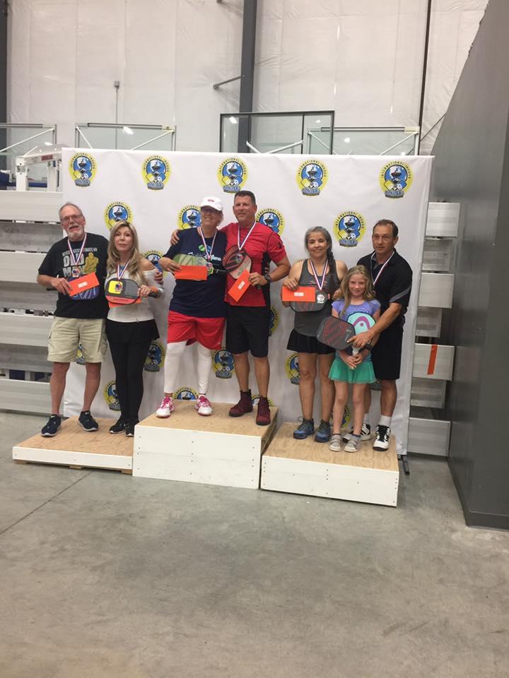 Mixed Doubles Skill Only 3.0Christy Marazon/Jay Marazon - SilverRichard Cary/Katinka Nanna - Bronze
